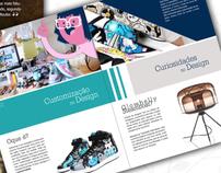 Design na Veia - Magazine