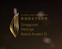 Singapore Prestige Brand Award (SPBA) 2011