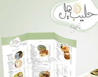 Haleeb o Hail Menu