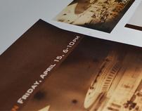 Analogous Identities: Senior show exhibition design