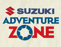 Suzuki Adventure zone map