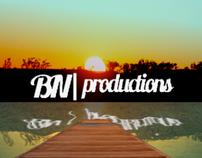 """BN Productions"" - Animated Logo"