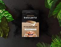 Whitestrips Biela Perla® / package design