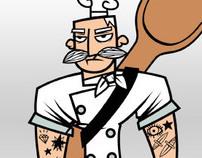 Chef BOYARDEE - client : PSYOP