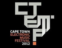 Cape Town Electronic Music Festival 2012