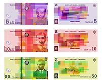 Romanian money redesign