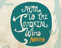 Hymn to the Immortal Wind (Album Cover design)