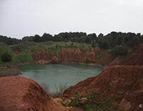 bauxite quarry-Otranto