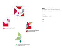 Dynamic Logo and key visual for building cooperatives