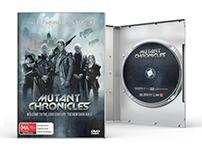 Mutant Chronic - DVD Art