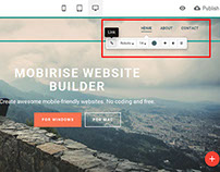 Mobirise HTML5 Website Builder v1.7 is out!