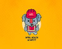 Australian WHS Mascot | Character Design