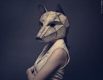 Props and Setting design: Wintercroft masks