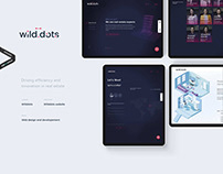 Wilddots web design
