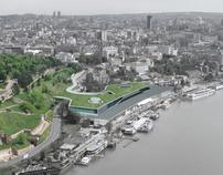 Beton Hala Waterfront Center