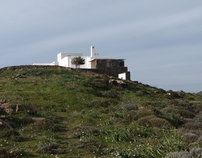 Summer Residence on Syros Island