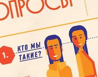 Infographics / illustrations