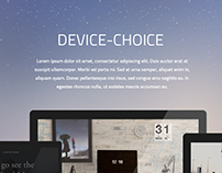 Device Choice