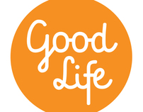 Good Life Granola Rebrand