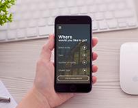 Wekendy App designs