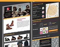 Textil Fenix / Catálogo y plantilla HTML