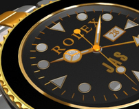 A Rolex  Not from the Black Market