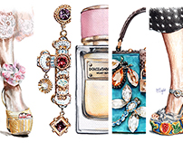Dolce&Gabbana inspiration