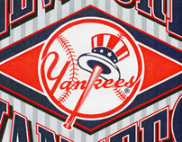 New York Yankees Graphic Tee