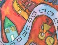 Year 7- Hundertwasser Journeys