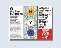 NYC Brochure