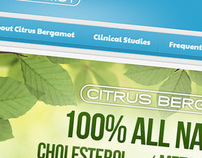 Citrus Bergamot Website