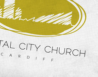 Capital City Church Branding