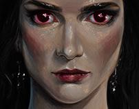 Salem -Mary Sibley Movie character