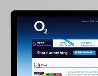 O2 Media Share- Internal Social Media Network