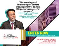 SBR & HKB Listed Companies Awards 2018