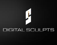 Digital Sculpts
