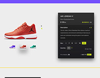 Sports Shoes website