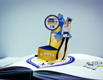 Pop Up Book - Campaña estanco JTI