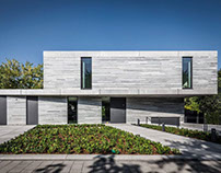 House in Cologne by Corneille Uedingslohmann