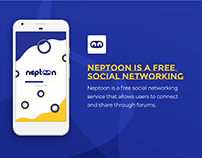 social networking app Project - Neptoon