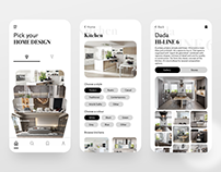 Pick your HOME DESIGN App