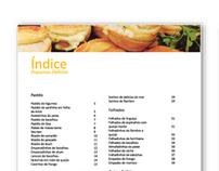 Redesign - revista de culinária