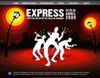 Tomares Express 2009