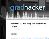 Gradhacker Podcast | Wordpress Theme