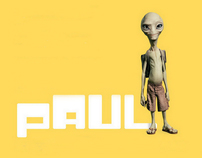 Paul Movie trailer by Edgaras Zvirblys 2010