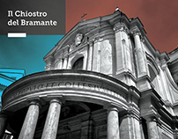 Brochure Chiostro del Bramante