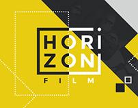 Horizon Film — Branding Identity