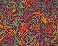 Pattern: Florali