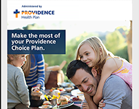 Email Campaign 2019 for Providence Health