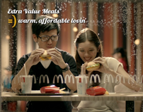 McDonald's - Value 2012 Campaign
